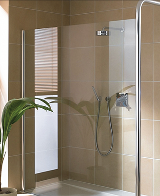 钢化玻璃钻石型淋浴房 M784系列