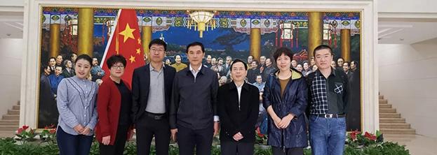 【要 闻】省委调研组赴重庆就大健康产业发展课题进行调研